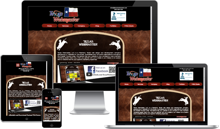 Pearland Web Design