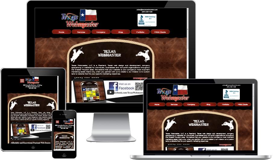 Pearland Web Design